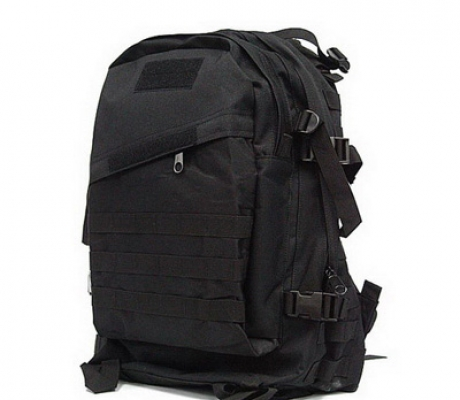 3D assault backpack BK