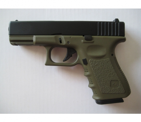 KJ WORKS G32C (ABS Slide) OD GREEN