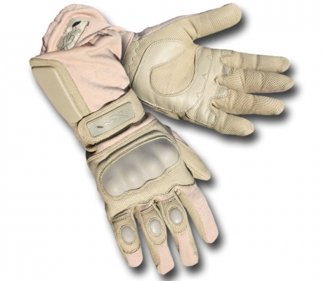 Wiley X TAG-1 Tactical Assault Glove Coyote (2011)