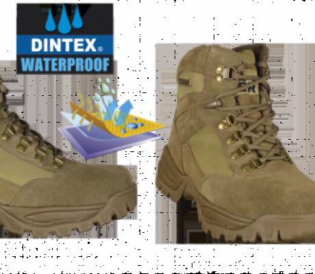 Bota Taser Short Waterproof BLAST Army