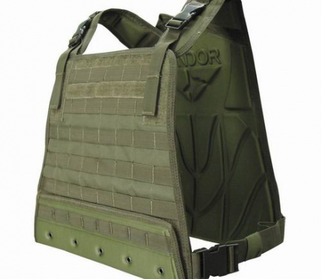 CPC-001 Compact Plate Carrier OD