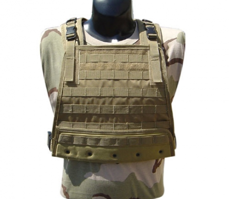 CPC-003 Compact Plate Carrier Coyote Tan