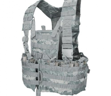 CS-007 Modular Chest Set ACU
