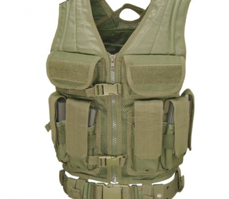 ETV-001 Elite Tactical Vest OD
