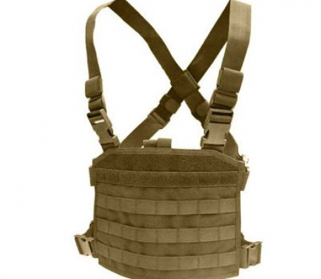 MCR3-003 Modular Chest Panel Coyote Tan