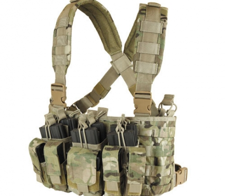 MCR5-008 Recon Chest Rig MultiCam