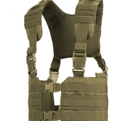 MCR7-003 Ronin Chest Rig Coyote Tan