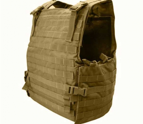 MPC-003 Modular Plate Carrier Coyote Tan