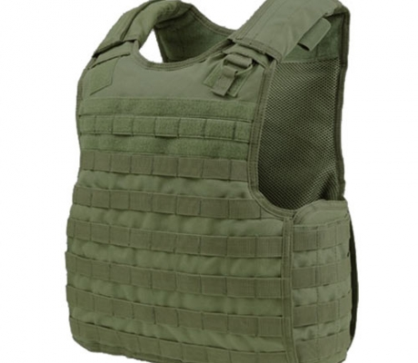 QPC-001 Quick Release Plate Carrier OD