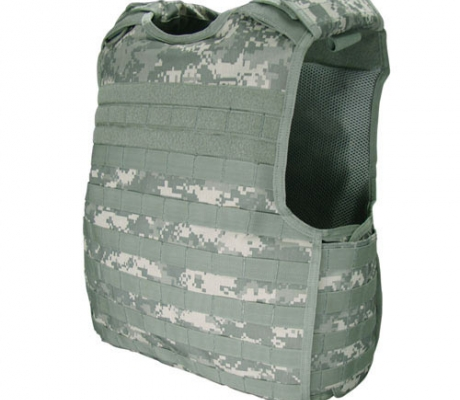 QPC-007 Quick Release Plate Carrier ACU