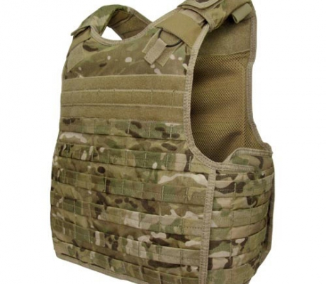 QPC-008 Quick Release Plate Carrier MultiCam