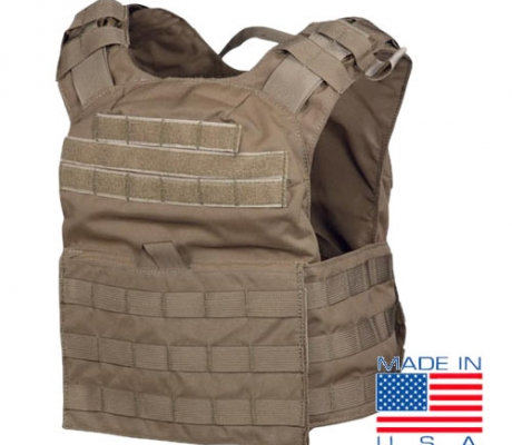 US1020-003 Cyclone Lightweight Plate Carrier Coyote Tan