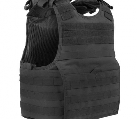 XPC-002 Exo Plate Carrier S/M Black