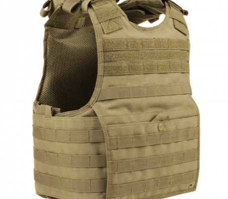 XPC-003 Exo Plate Carrier S/M Coyote Tan