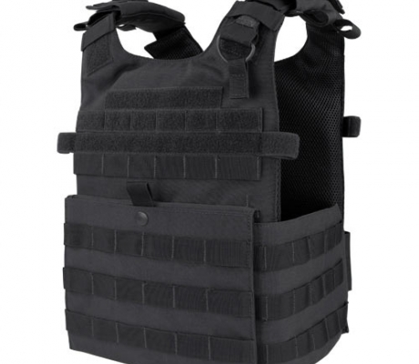 CONDOR 201039-002 Gunner Lightweight Plate Carrier Black