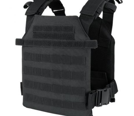 CONDOR 201042-002 Sentry Lightweight Plate Carrier Black