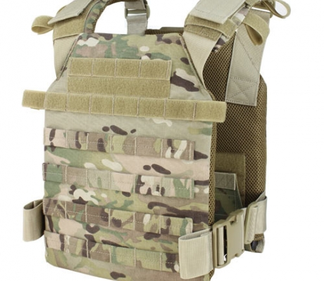 CONDOR 201042-001 Sentry Lightweight Plate Carrier Multicam