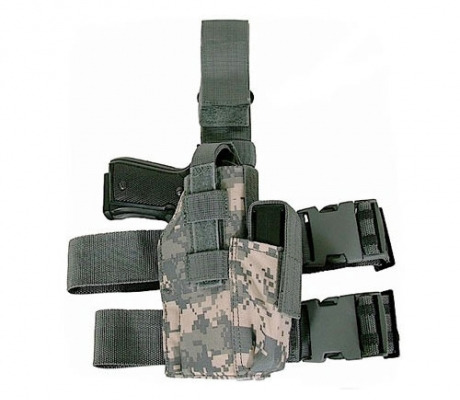 TLH-007 Tactical Leg Holster ACU