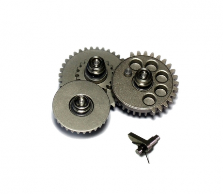 Modular Gear Set-SMOOTH 8mm Ver.2/3 (Nano Torque 22.2:1)