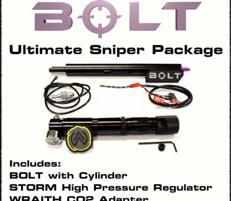 Pack WOLVERINE BOLT Ultimate