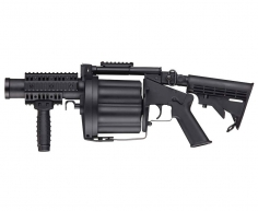 ICS-190 MGL Multiple Grenade Launcher