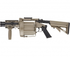 ICS-191 MGL DS Multiple Grenade Launcher (Desert)