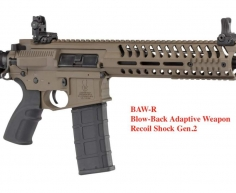 COMBAT LT595 CQB BAW-R - DARK EARTH