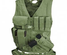 CV-XL-001 Cross Draw Vest OD XL/XXL