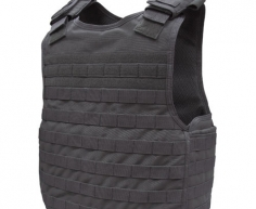 DFPC-002 Defender Plate Carrier Black