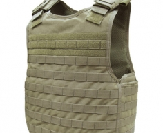 DFPC-003 Defender Plate Carrier Coyote Tan