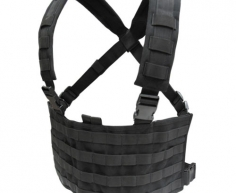 MCR4-002 OPS Chest Rig Black
