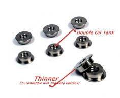 Stainless Bushing for Jing Gong w/ Double Oil Tank (6 pcs)