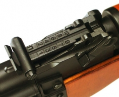 ICS-36 IK 74 Fixed Stock Wood