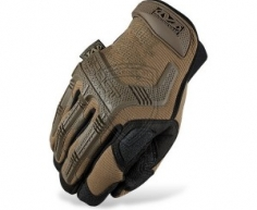 Guantes Mechanix Mpact Tan
