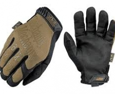 Guantes Mechanix Original Tan